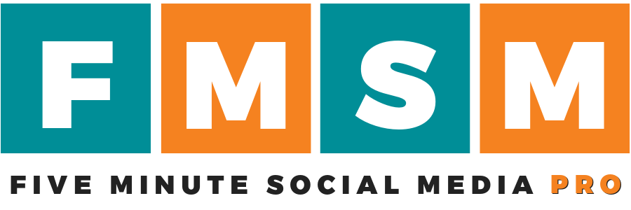 Five Minute Social Media Pro - Membership Site
